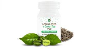 Green Coffee & Green Tea Plus