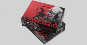 X Power 2.0 è un eccezionale elettrostimolatore