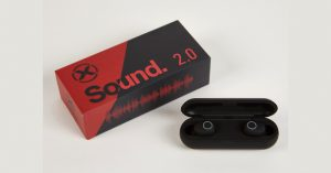 xSound 2.0 cuffie wireless