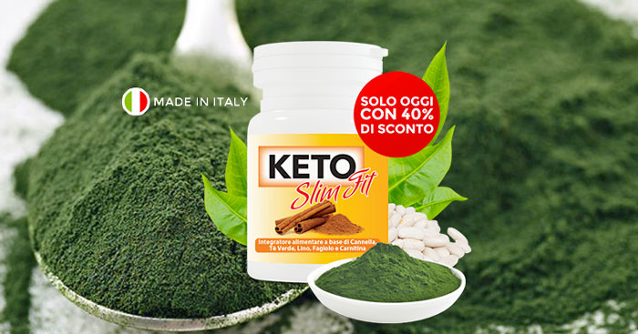 Keto Slim Fit, ingredienti naturali