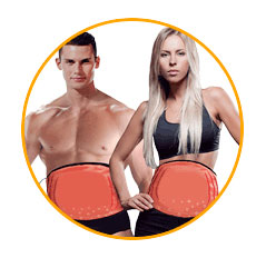 Slim Sauna, fascia dimagrante per uomo e donna