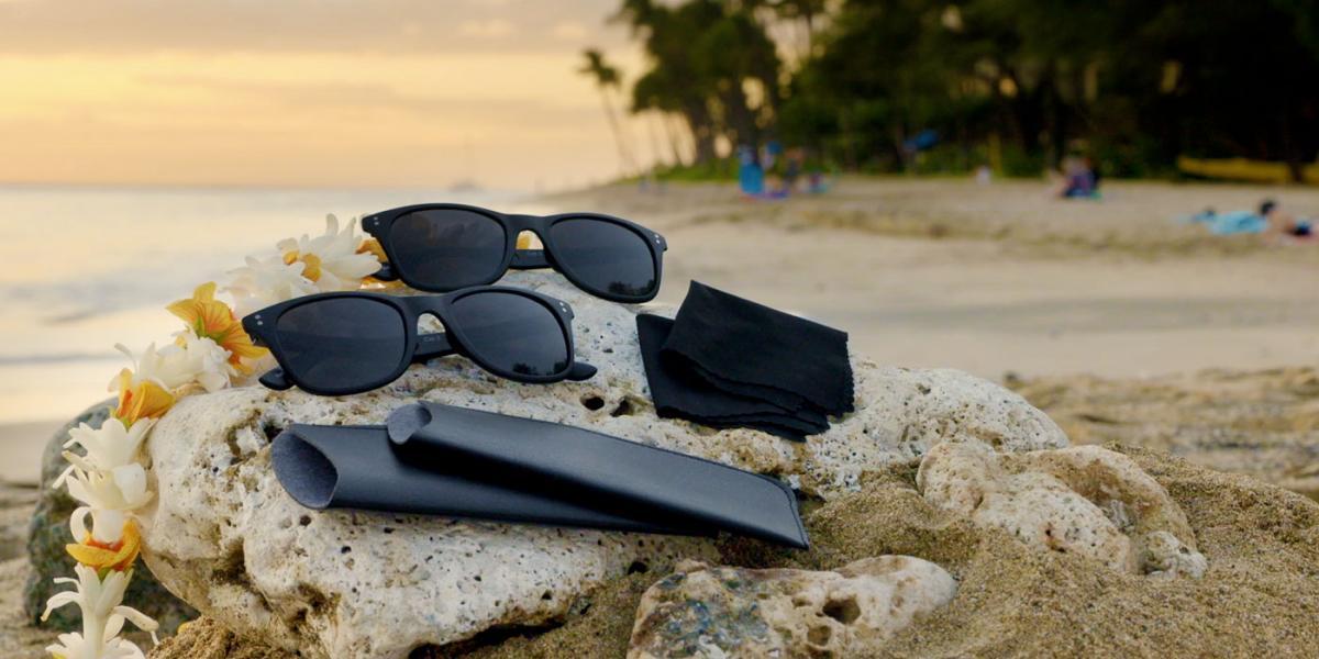 Sun Fun Glasses, occhiali con lenti polarizzate