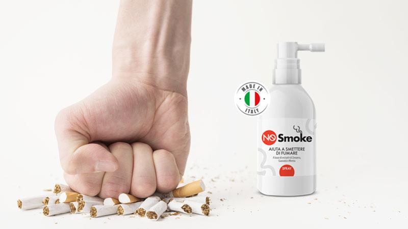 NoSmoke basta sigarette