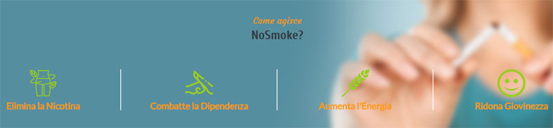 NoSmoke spray come agisce