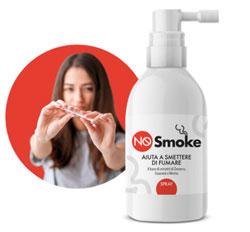 NoSmoke per smettere di fumare